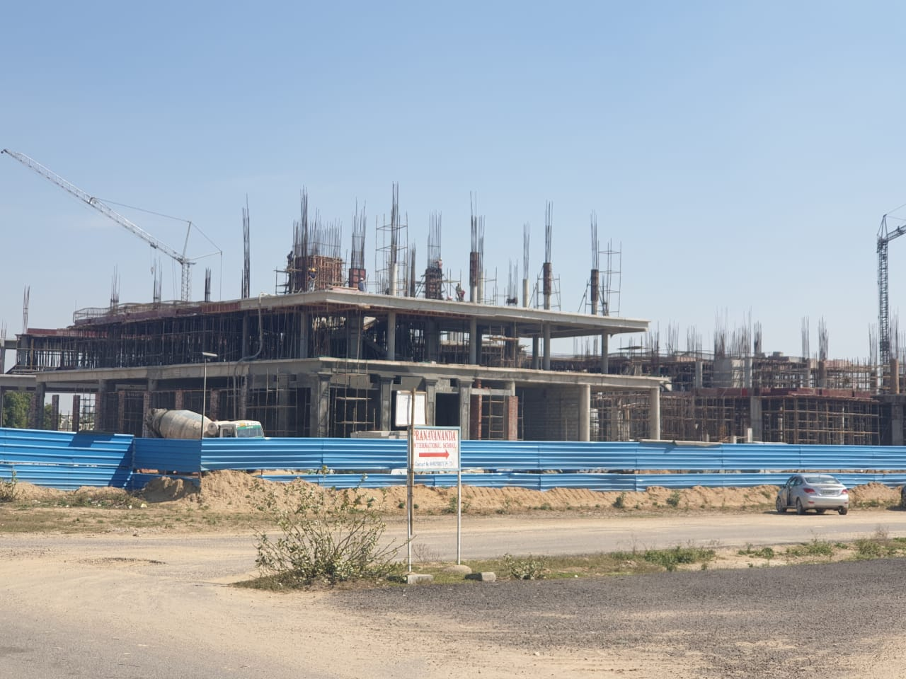 commercial project on Dwarka Expressway Gurgaon
