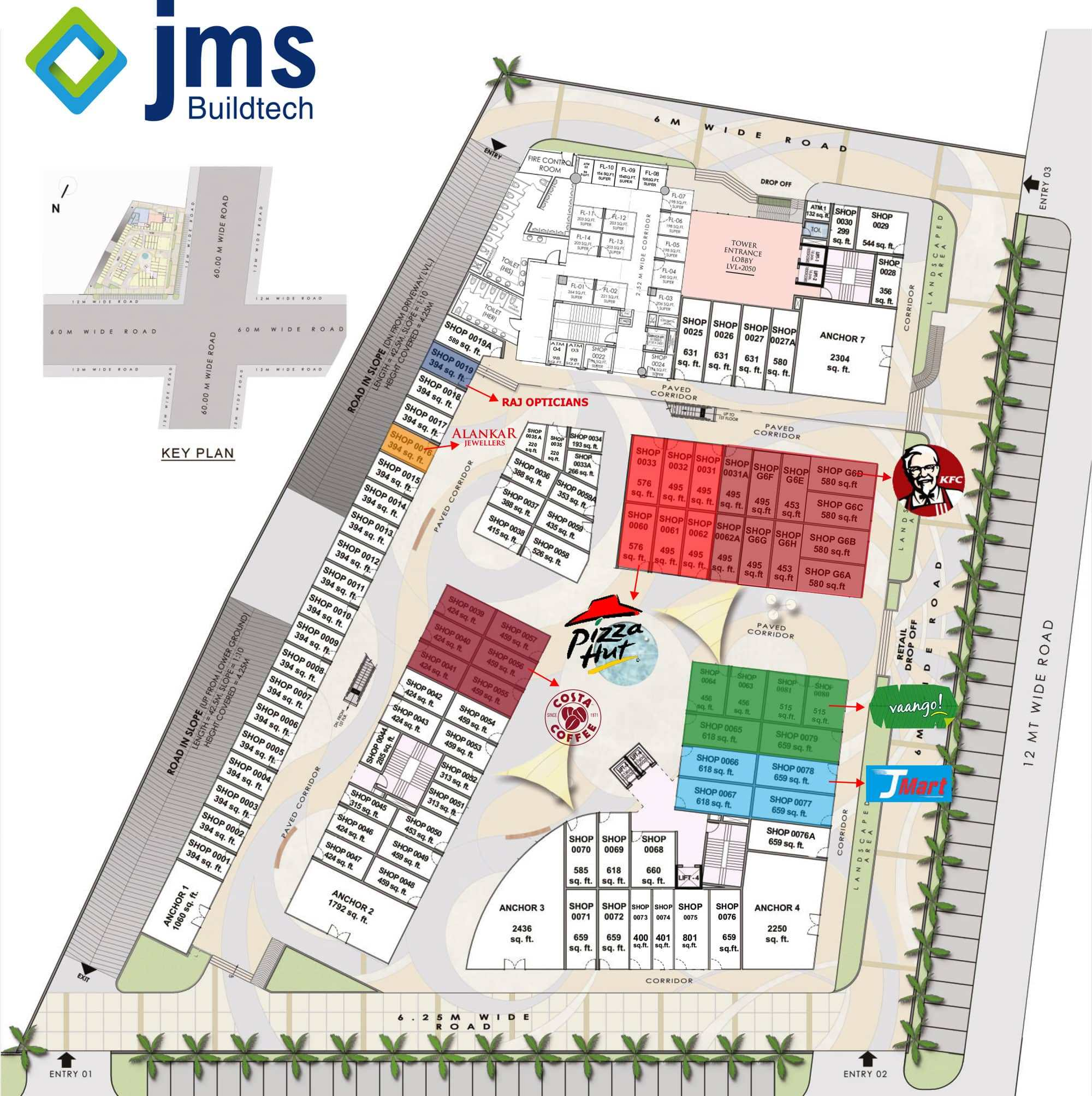 Commercial Property for sale in Sector 93 Gurgaon